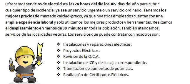 Electricistas Villabona instalamos tu lampara